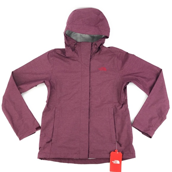 ee77cf90f The North Face Womens Venture 2 Fig Heather Jacket NWT